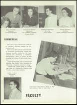 1954 Boyertown Area High School Yearbook Page 16 & 17
