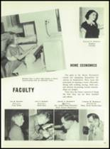 1954 Boyertown Area High School Yearbook Page 18 & 19