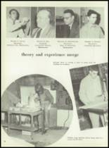 1954 Boyertown Area High School Yearbook Page 20 & 21