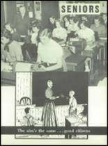 1954 Boyertown Area High School Yearbook Page 24 & 25