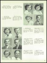 1954 Boyertown Area High School Yearbook Page 28 & 29