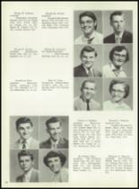 1954 Boyertown Area High School Yearbook Page 30 & 31