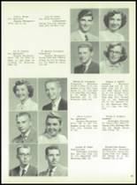 1954 Boyertown Area High School Yearbook Page 32 & 33