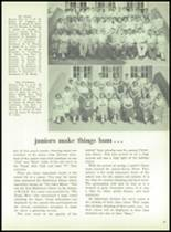 1954 Boyertown Area High School Yearbook Page 40 & 41