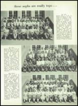 1954 Boyertown Area High School Yearbook Page 42 & 43