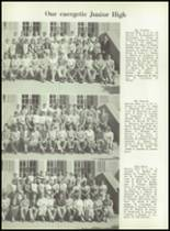 1954 Boyertown Area High School Yearbook Page 44 & 45