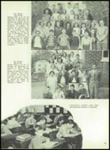 1954 Boyertown Area High School Yearbook Page 50 & 51