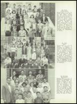 1954 Boyertown Area High School Yearbook Page 52 & 53