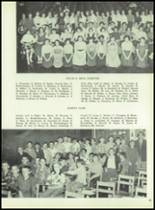 1954 Boyertown Area High School Yearbook Page 58 & 59