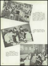 1954 Boyertown Area High School Yearbook Page 62 & 63