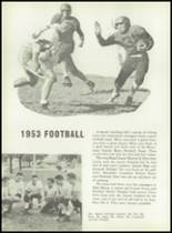 1954 Boyertown Area High School Yearbook Page 76 & 77