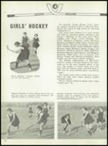 1954 Boyertown Area High School Yearbook Page 80 & 81