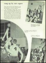 1954 Boyertown Area High School Yearbook Page 82 & 83