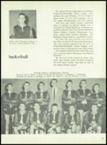 1954 Boyertown Area High School Yearbook Page 84 & 85