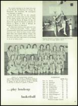 1954 Boyertown Area High School Yearbook Page 86 & 87