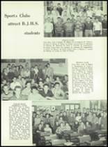 1954 Boyertown Area High School Yearbook Page 90 & 91