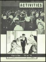 1954 Boyertown Area High School Yearbook Page 92 & 93