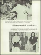 1954 Boyertown Area High School Yearbook Page 100 & 101