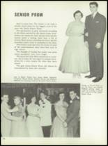 1954 Boyertown Area High School Yearbook Page 104 & 105