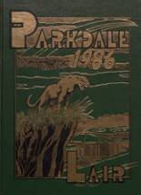 1986 Yearbook Parkdale High School