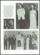 1974 Spring High School Yearbook Page 40 & 41