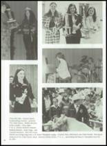 1974 Spring High School Yearbook Page 46 & 47