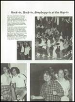 1974 Spring High School Yearbook Page 50 & 51