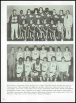 1974 Spring High School Yearbook Page 100 & 101