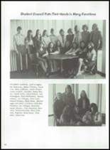 1974 Spring High School Yearbook Page 126 & 127