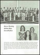 1974 Spring High School Yearbook Page 128 & 129
