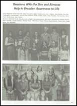 1974 Spring High School Yearbook Page 130 & 131
