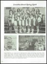 1974 Spring High School Yearbook Page 136 & 137