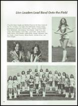1974 Spring High School Yearbook Page 142 & 143