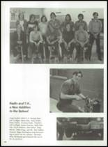 1974 Spring High School Yearbook Page 152 & 153