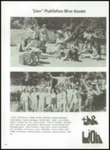 1974 Spring High School Yearbook Page 156 & 157