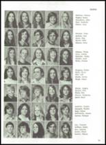 1974 Spring High School Yearbook Page 184 & 185
