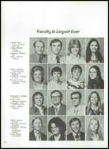 1974 Spring High School Yearbook Page 218 & 219