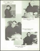 1961 St. Edward High School Yearbook Page 18 & 19