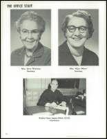 1961 St. Edward High School Yearbook Page 20 & 21
