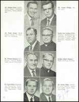 1961 St. Edward High School Yearbook Page 22 & 23