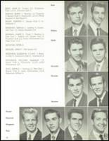 1961 St. Edward High School Yearbook Page 32 & 33