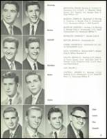 1961 St. Edward High School Yearbook Page 34 & 35