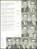 1961 St. Edward High School Yearbook Page 36 & 37