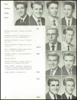 1961 St. Edward High School Yearbook Page 38 & 39