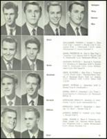 1961 St. Edward High School Yearbook Page 40 & 41