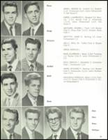1961 St. Edward High School Yearbook Page 42 & 43