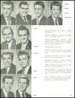 1961 St. Edward High School Yearbook Page 44 & 45