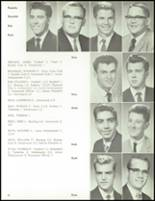 1961 St. Edward High School Yearbook Page 54 & 55