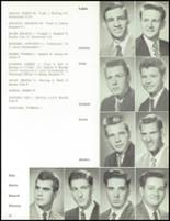 1961 St. Edward High School Yearbook Page 56 & 57