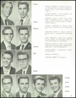 1961 St. Edward High School Yearbook Page 58 & 59
